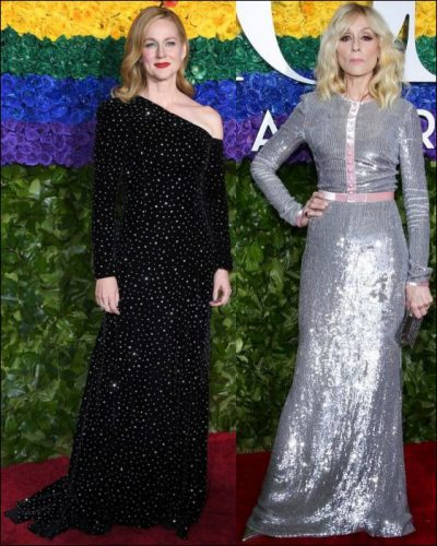2019-TONY-AWARDS-red-carpet-dresses-SLEEVES
